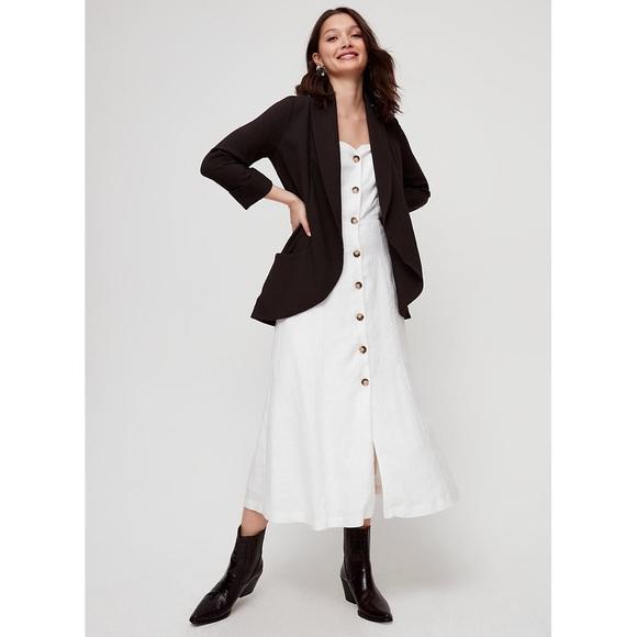 Wilfred Jackets & Blazers - Aritizia Wilfred Chevalier Jacket Black Blazer